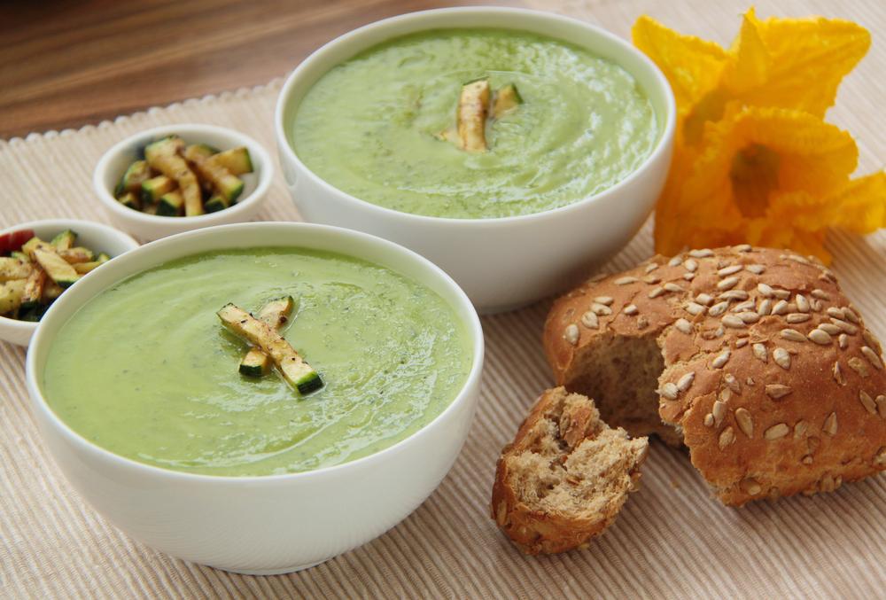 легкий овощной суп рецепт после удаления аппендицита